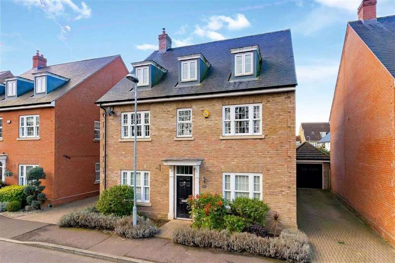 6 Bedrooms Detached House for sale in Boleyn Row, Epping, Essex