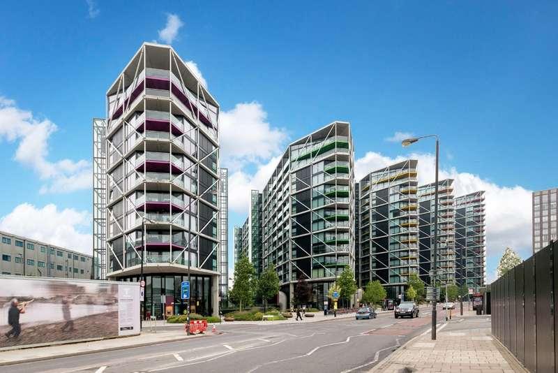 3 Bedrooms Flat for sale in Riverlight, Nine Elms, London, SW11