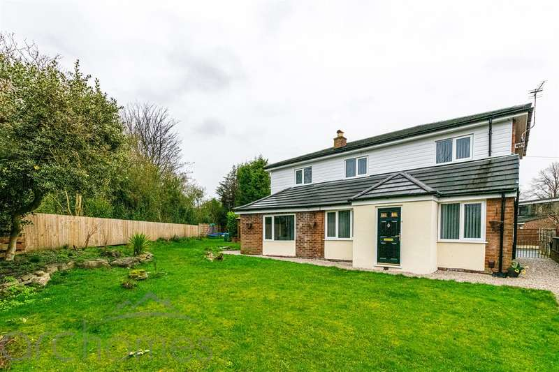 4 Bedrooms Detached House for sale in Crab Brow, Atherton, Manchester