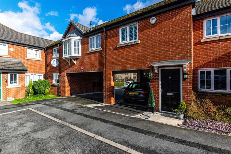 1 Bedroom Apartment Flat for sale in North Croft, Atherton, Manchester