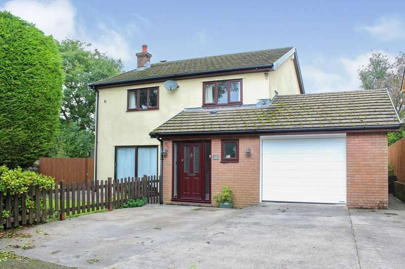 4 Bedrooms Detached House for sale in Upper Hill Street, Blaenavon, Pontypool, NP4