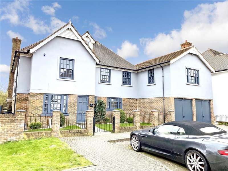 5 Bedrooms Detached House for sale in Braeburn Way, , Kings Hill, West Malling, Kent