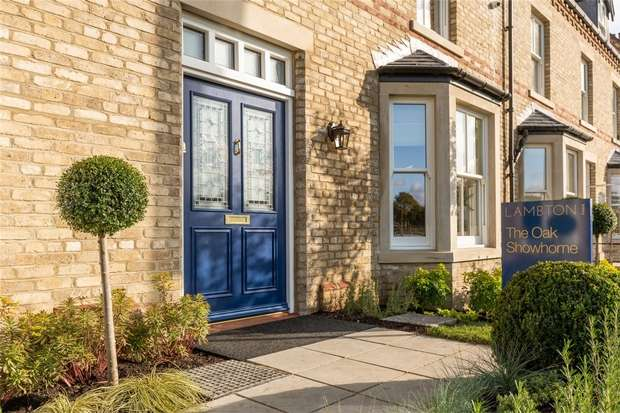 4 Bedrooms Terraced House for sale in The Cedar NEW PRICE, Lambton Park, By Miller Homes, Durham
