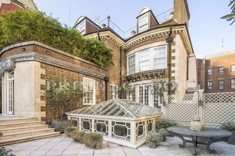 6 Bedrooms Property for sale in South Street, Mayfair, London