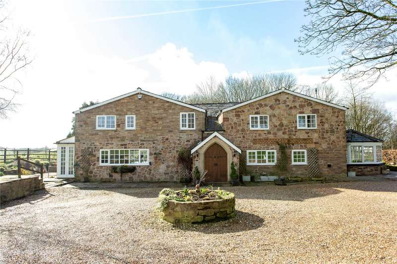 6 Bedrooms Detached House for sale in Pendlebury Lane, Haigh, Wigan, Greater Manchester, WN2