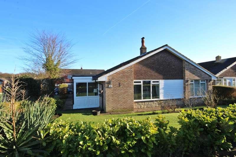 2 Bedrooms Detached Bungalow for sale in Alderton Drive, Ashton-in-Makerfield, Wigan, WN4