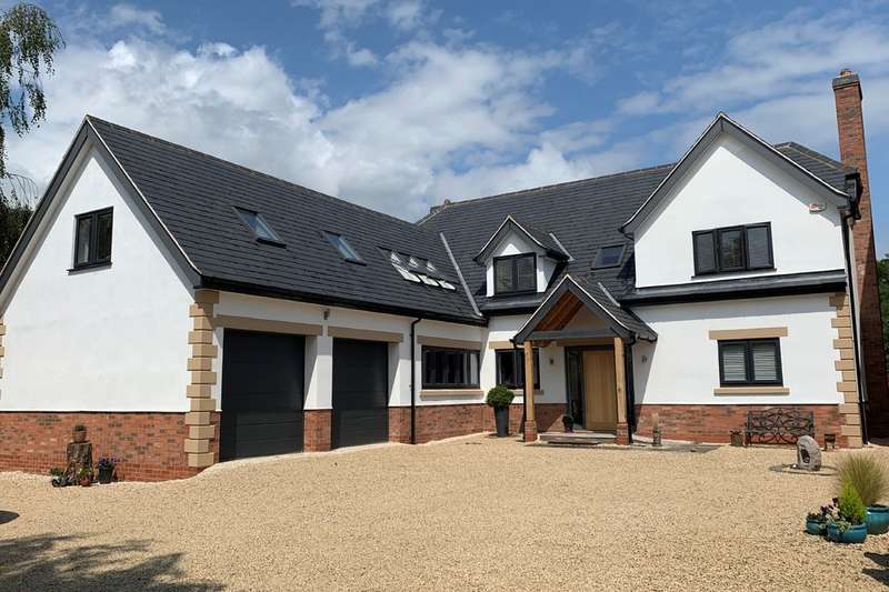 5 Bedrooms Detached House for sale in Hamilton Place, Melton Mowbray