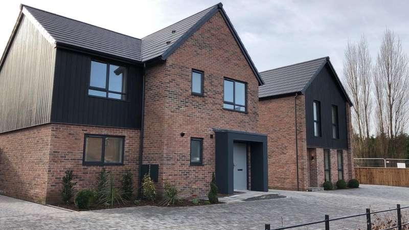 4 Bedrooms Detached House for sale in 'The Byre', Plot 2, Jacksmere Lane, Scarisbrick, L40, 9RS