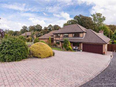 5 Bedrooms Detached House for sale in St Annes Court, Talygarn