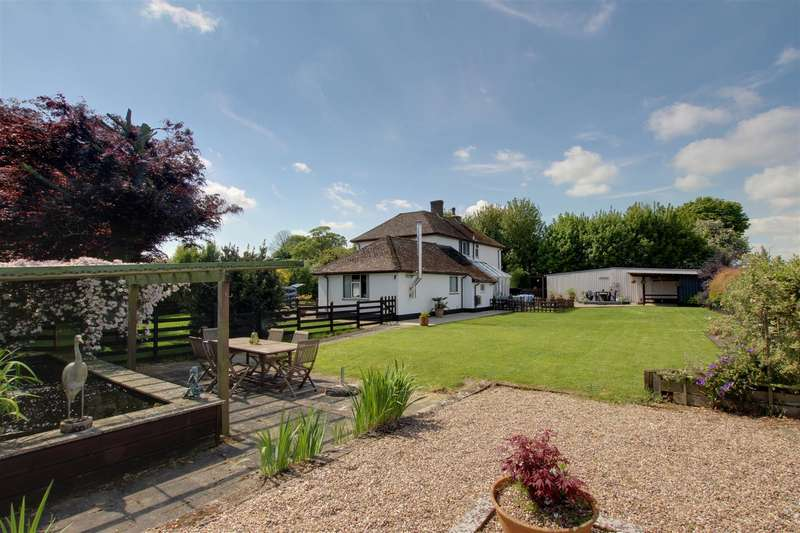 3 Bedrooms Detached House for sale in Ulceby Cross, Ulceby, Alford