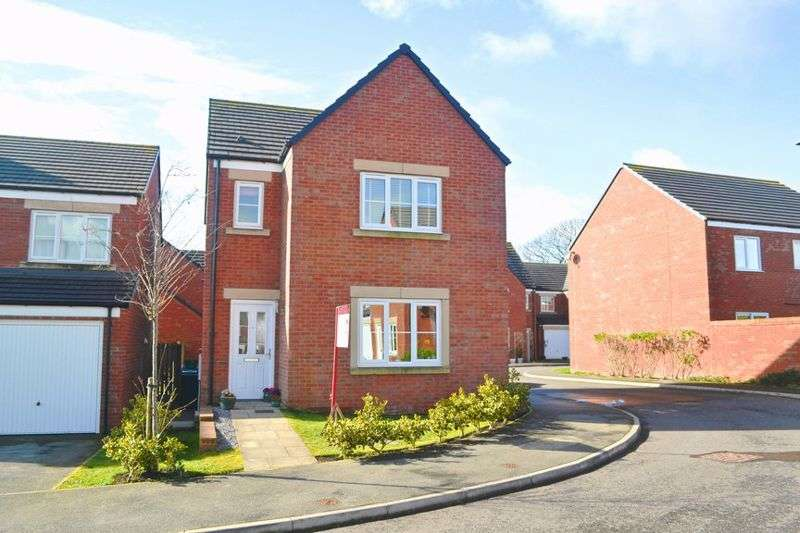 3 Bedrooms Property for sale in Church Meadows, Great Broughton