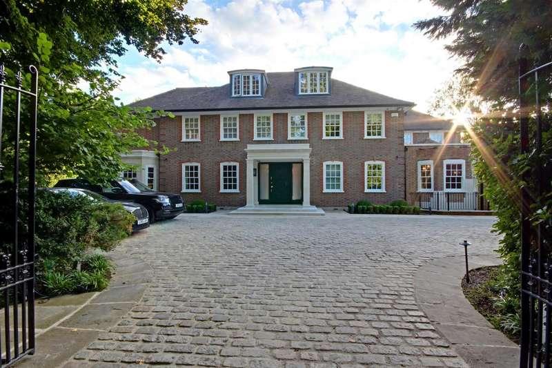 6 Bedrooms Detached House for sale in Cobden Hill, Radlett