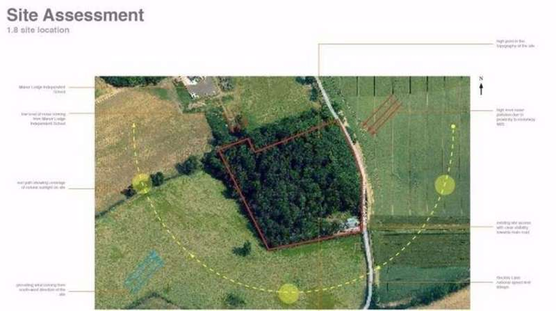 Property for sale in Rectory Lane, Shenley, Hertfordshire