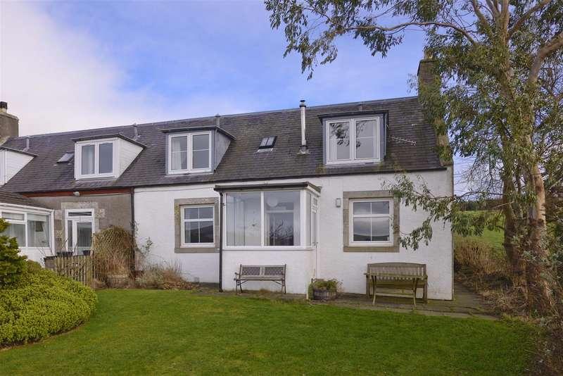 3 Bedrooms Cottage House for sale in 6 Kersheugh Farm Cottages, Jedburgh