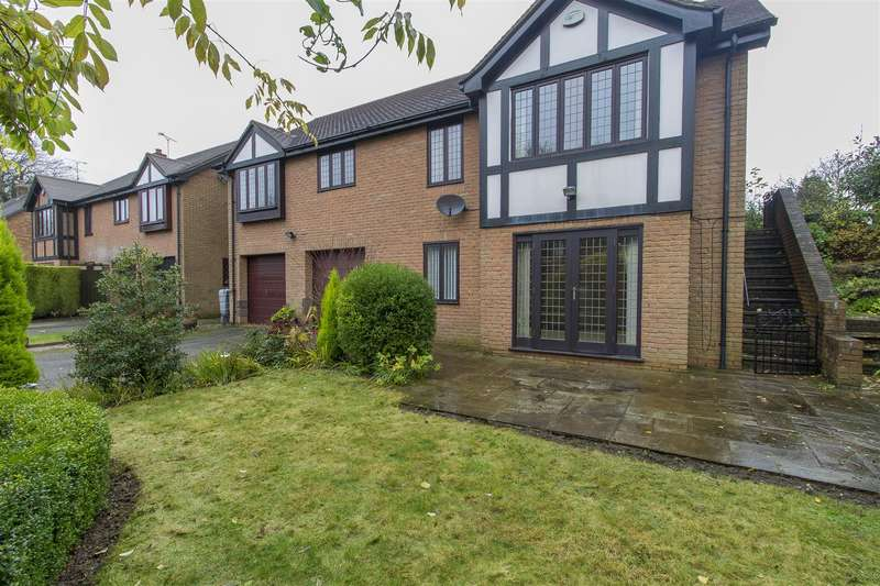 3 Bedrooms Detached House for sale in The Pinfold, Glapwell, Chesterfield