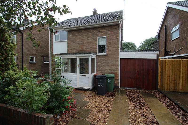 3 Bedrooms Detached House for sale in Balmoral Road, Mountsorrel, Loughborough