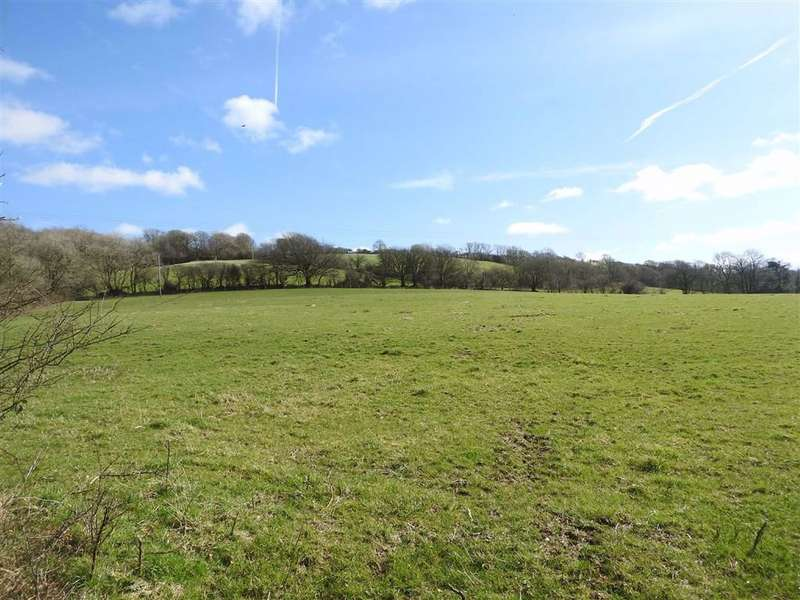 Land Commercial for sale in LLANFYRNACH, Pembrokeshire