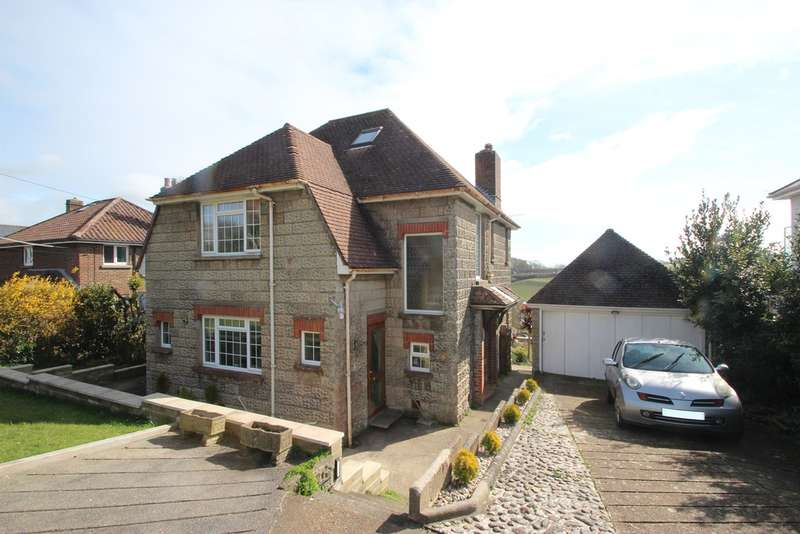 4 Bedrooms Detached House for sale in Nodgham Lane, Newport