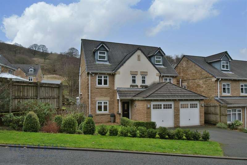 6 Bedrooms Detached House for sale in Ramsden Wood Road, Walsden, OL14 7UD