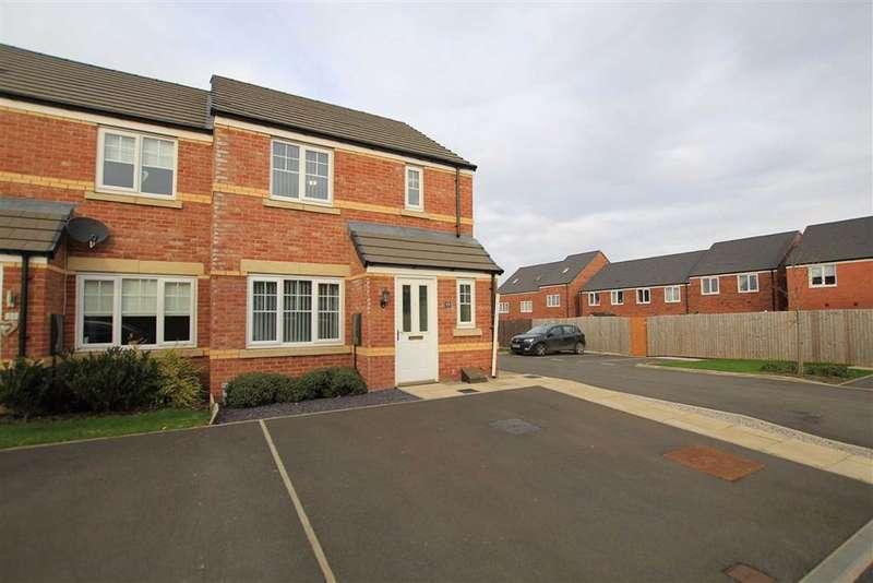 3 Bedrooms End Of Terrace House for sale in Llys Collen, Oakenholt, Flintshire, CH6