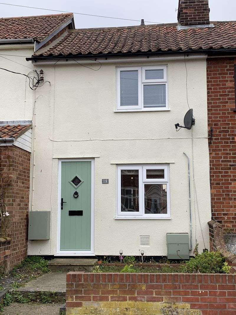 2 Bedrooms Property for sale in Crown Street, Leiston