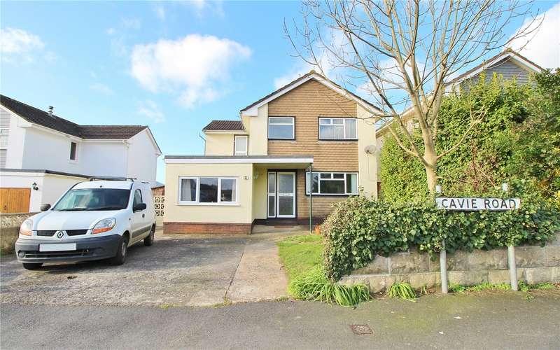 5 Bedrooms Detached House for sale in Cavie Road, Braunton, Devon, EX33
