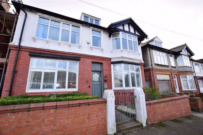 5 Bedrooms Detached House for sale in Sandymount Drive, Wallasey, Merseyside