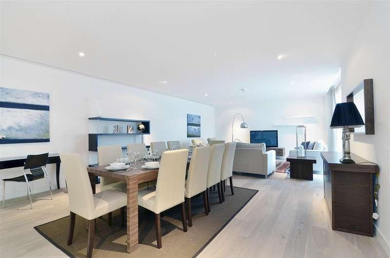 3 Bedrooms Flat for rent in Portman Close, Marylebone W1U