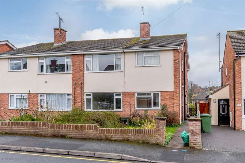 2 Bedrooms Ground Flat for sale in Pilley Road, Hereford, HR1 1NA