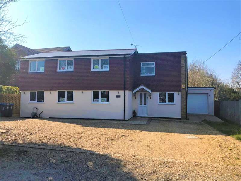 5 Bedrooms Detached House for sale in Greenway, Tatsfield, Westerham, TN16