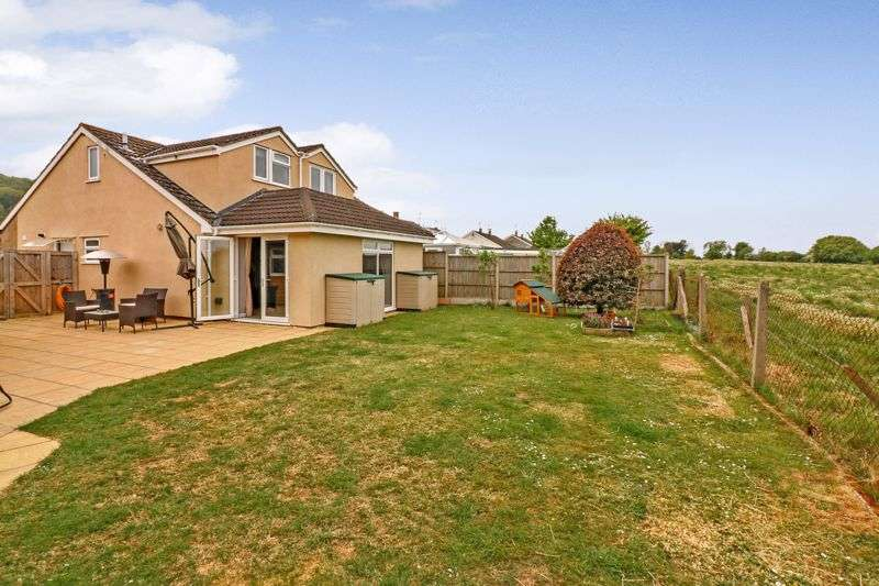 4 Bedrooms Property for sale in Knightcott Park, Banwell - HOUSE PLUS LODGE
