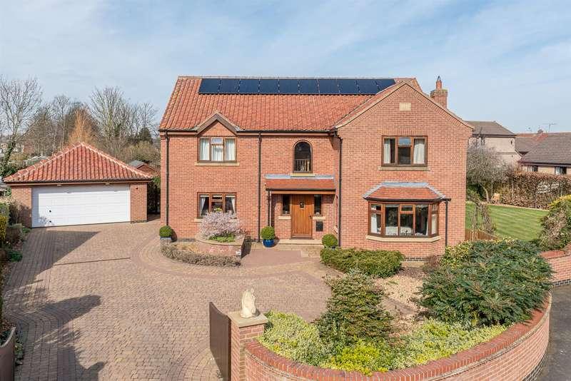 5 Bedrooms Detached House for sale in 103 Langton Road, Norton, Malton, YO17 9AE