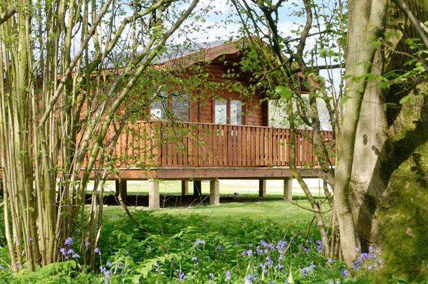 2 Bedrooms Bungalow for rent in The Green, South Winchester Golf Club, Winchester, Hampshire, SO22