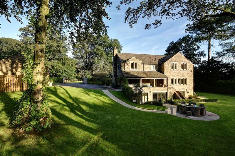 5 Bedrooms Detached House for sale in Bracewell Manor, Bracewell, Skipton
