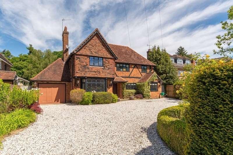 5 Bedrooms Detached House for sale in Penington Road, Beaconsfield, Buckinghamshire, HP91ET