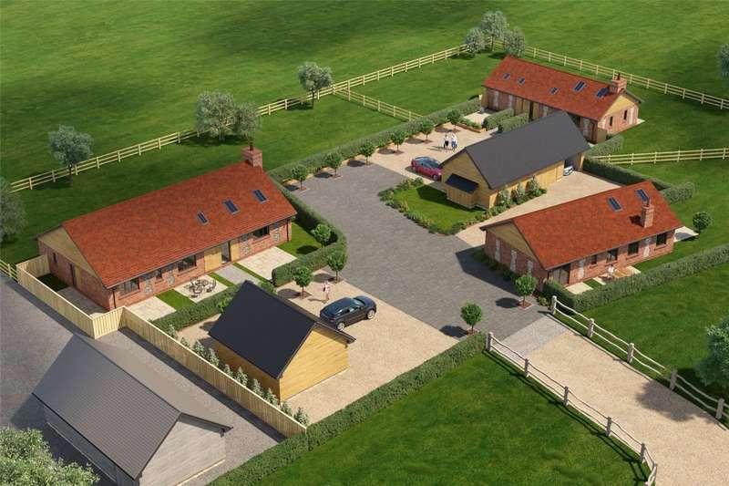 3 Bedrooms Detached Bungalow for sale in Hartgrove, Shaftesbury, Dorset, SP7