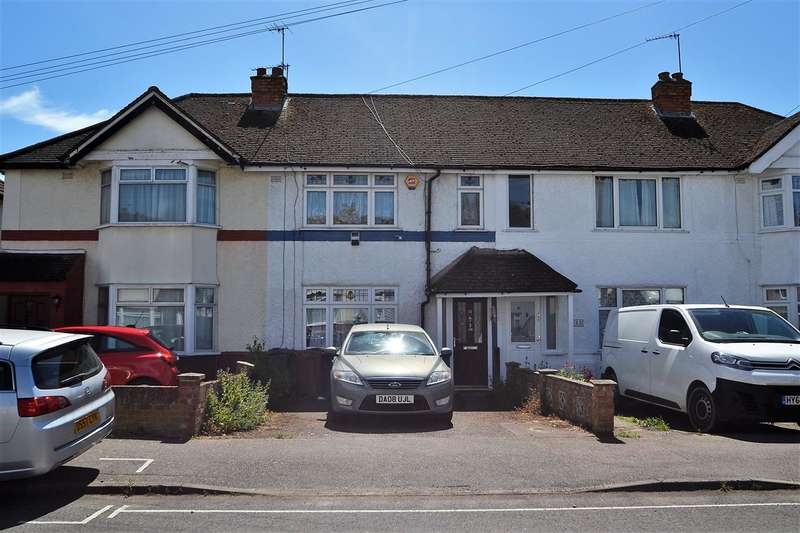 2 Bedrooms Terraced House for sale in Cranleigh Road, Lower Feltham