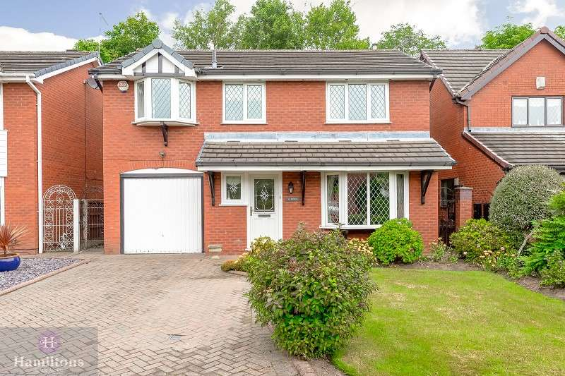 4 Bedrooms Detached House for sale in The Pines, Pennington, Leigh, Greater Manchester. WN7 3JS