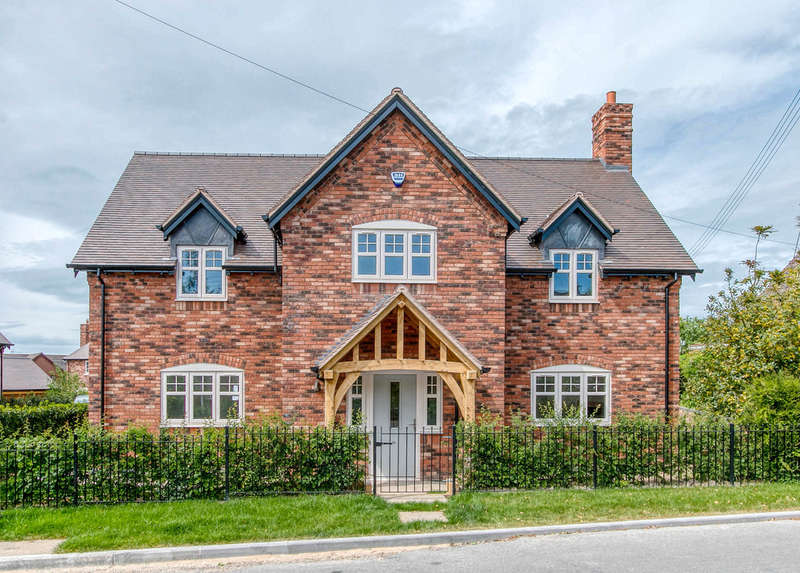 4 Bedrooms Detached House for sale in Church Lane, Cookhill, Alcester, B49 5JS