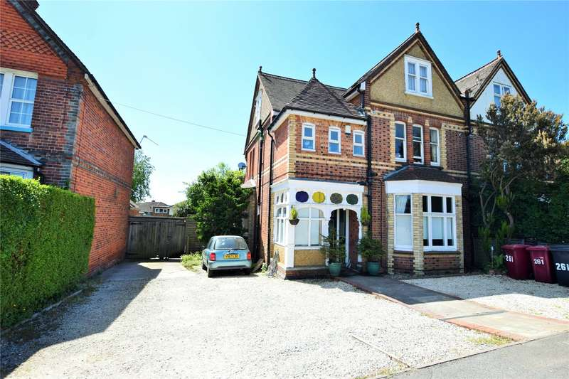 5 Bedrooms Semi Detached House for sale in Bath Road, Reading, Berkshire, RG30