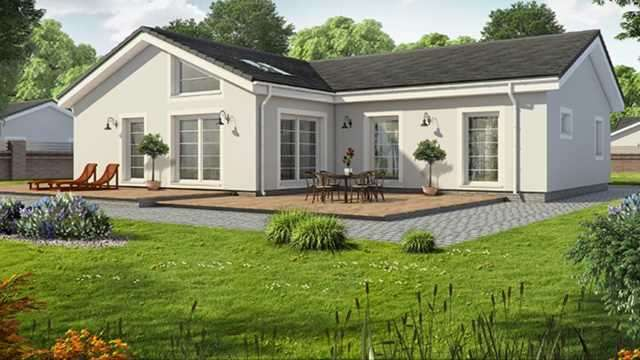 4 Bedrooms Bungalow for sale in Holm Road, Crossford