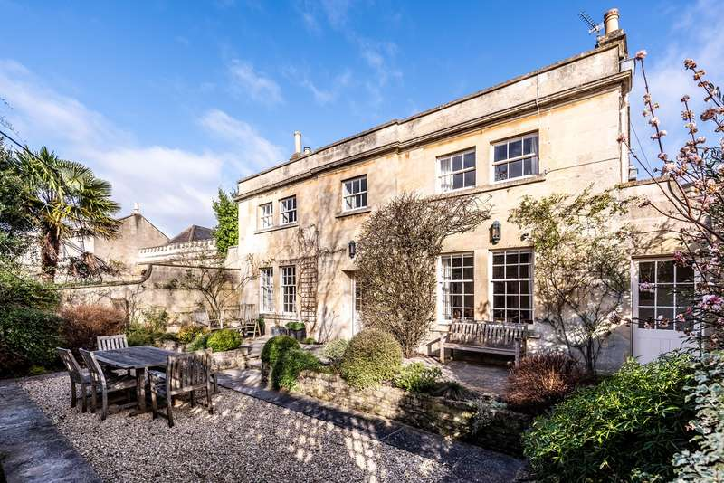 4 Bedrooms Mews House for sale in Lansdown, Bath, BA1