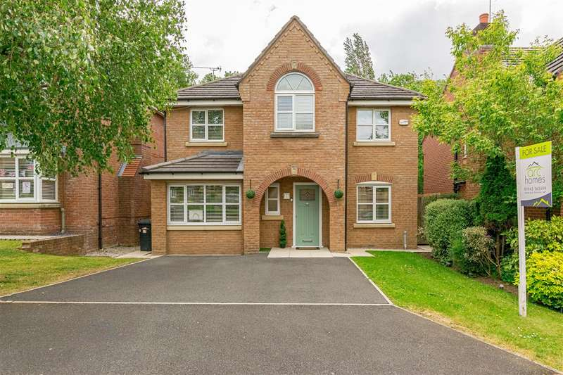 4 Bedrooms Detached House for sale in Hatton Fold, Atherton, Manchester