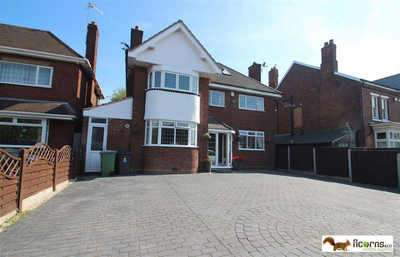 6 Bedrooms Detached House for sale in Birmingham Road, Walsall
