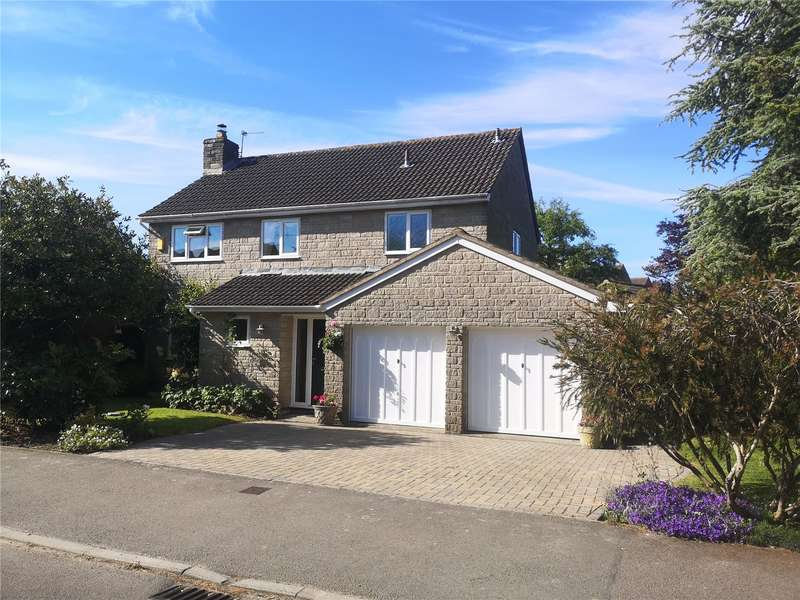 4 Bedrooms Detached House for sale in Pound Lane, Shaftesbury, Dorset, SP7