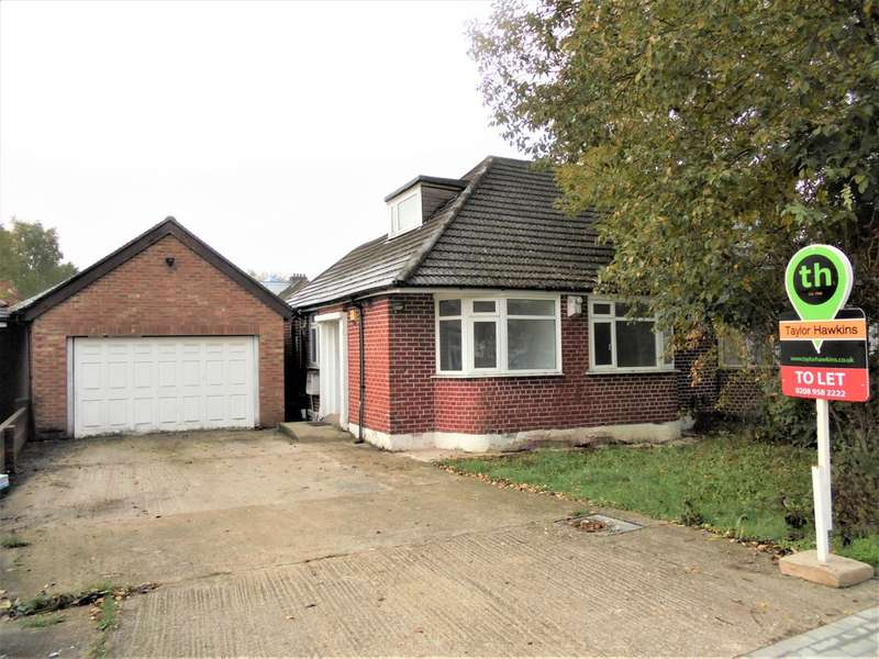 4 Bedrooms Semi Detached House for rent in Glengall Road, Edgware