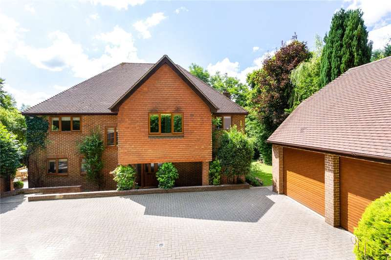 5 Bedrooms Detached House for sale in Buffbeards Lane, Haslemere, Surrey, GU27