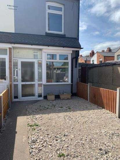 3 Bedrooms End Of Terrace House for sale in Kingswood Terrace, Berkeley Road East, Birmingham, West Midlands
