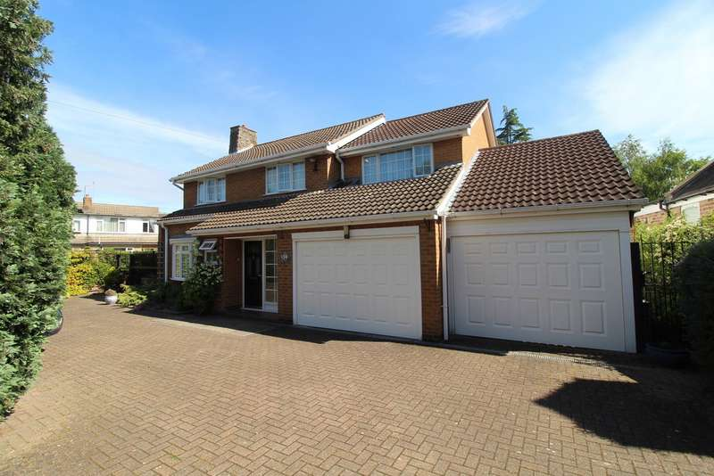 4 Bedrooms Detached House for sale in Park Road, Chilwell NG9