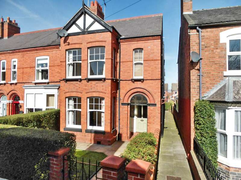 4 Bedrooms Property for sale in South Crofts, Nantwich, Cheshire